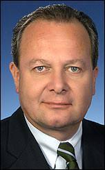 Wolfgang Burchard, Sprecher der Initiative Blue Responsibility