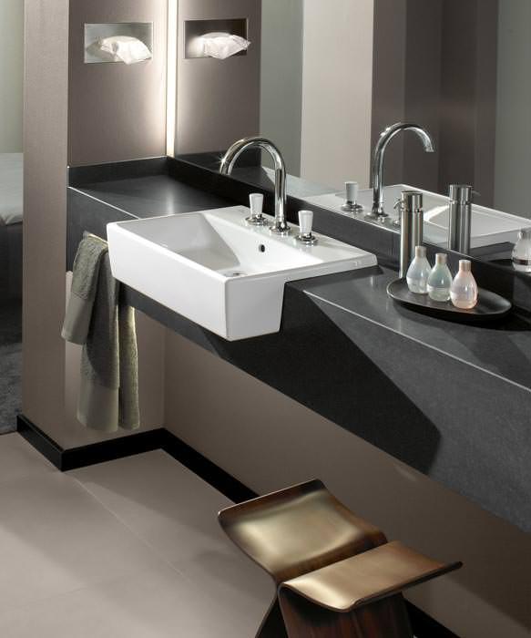 memento vorbauwaschtisch von villeroy boch f r moderne b der. Black Bedroom Furniture Sets. Home Design Ideas