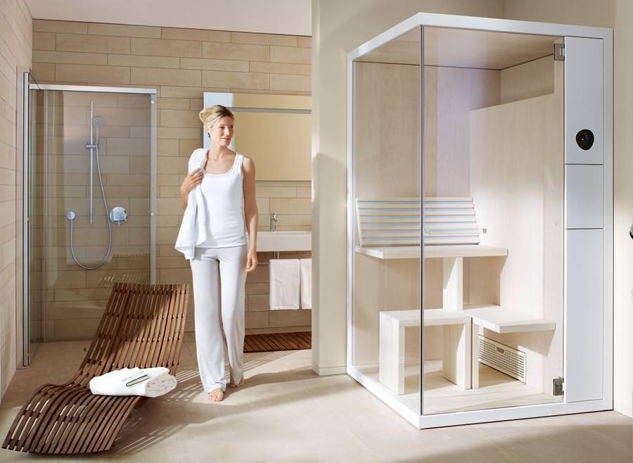 inipi b verspricht saunavergn gen auf kleinem raum. Black Bedroom Furniture Sets. Home Design Ideas
