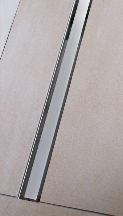 aco stellt schlitzrinne mit 55 mm einbauh he vor. Black Bedroom Furniture Sets. Home Design Ideas