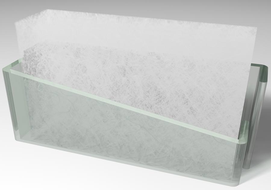 transparente transluzente w rmed mmung f r profilglasfassaden. Black Bedroom Furniture Sets. Home Design Ideas