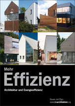 Mehr Effizienz - Architektur und Energieeffizienz