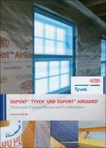Broschüre über Luftdichtheit in der Außenwand und im Dach