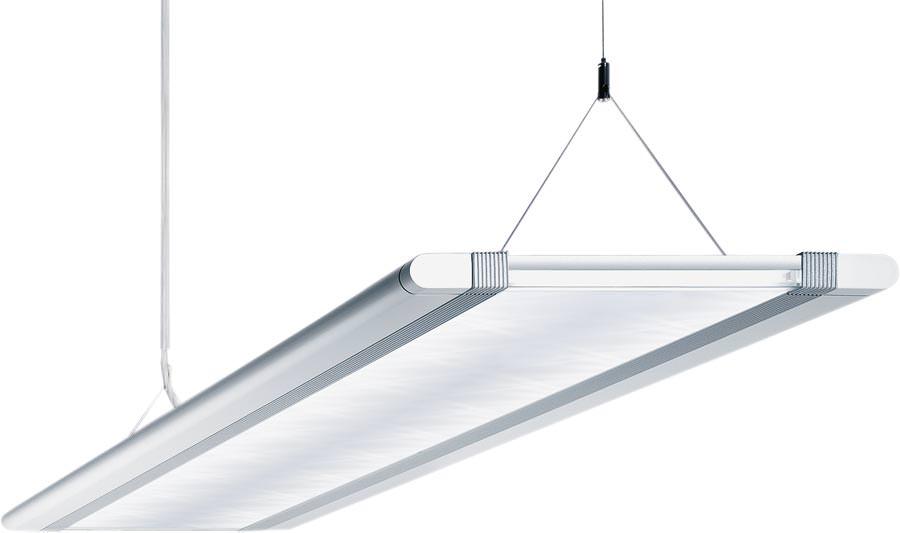 led leuchten von zumtobel f r die professionelle b robeleuchtung. Black Bedroom Furniture Sets. Home Design Ideas