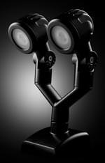 Esylux LED Spot OS80 schwarz