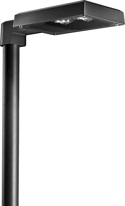 york von hess minimalistische led leuchte z b f r anliegerstra en. Black Bedroom Furniture Sets. Home Design Ideas