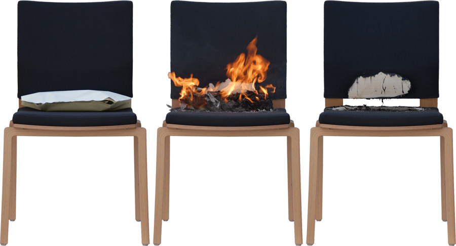 planungs und betriebssicherheit in der brandschutz grauzone objektm bel schwer entflammbare. Black Bedroom Furniture Sets. Home Design Ideas