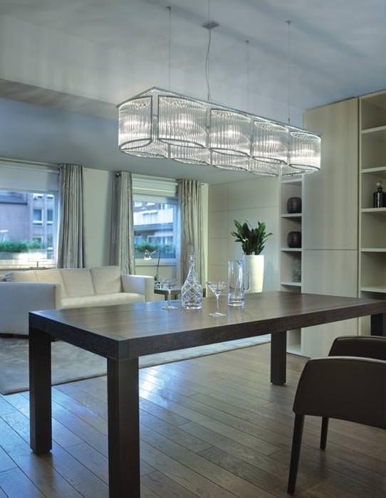 neue leuchten f r wohnliche und repr sentative r ume von licht im raum ocular wandleuchten. Black Bedroom Furniture Sets. Home Design Ideas