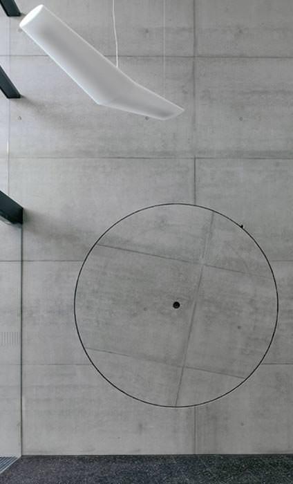 vier tonnen verdrehter sichtbeton f r die kunst im bau. Black Bedroom Furniture Sets. Home Design Ideas
