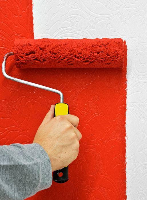 tapezieren bei hohen brandschutzanforderungen gem baustoffklasse a2 mit der relieftapete. Black Bedroom Furniture Sets. Home Design Ideas
