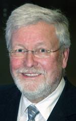 Präsident der Bayerische Ingenieurekammer-Bau Dr.-Ing. Heinrich Schroeter