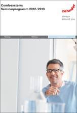Zehnder Comfosystems Seminarreihe 2012/2013