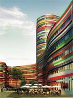 Neubau Büro- und Verwaltungsgebäude, Version 2012