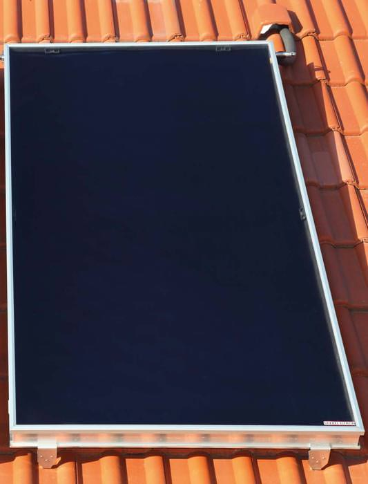 werkzeugloses schnellbefestigungssystem von stiebel eltron f r solarkollektoren. Black Bedroom Furniture Sets. Home Design Ideas