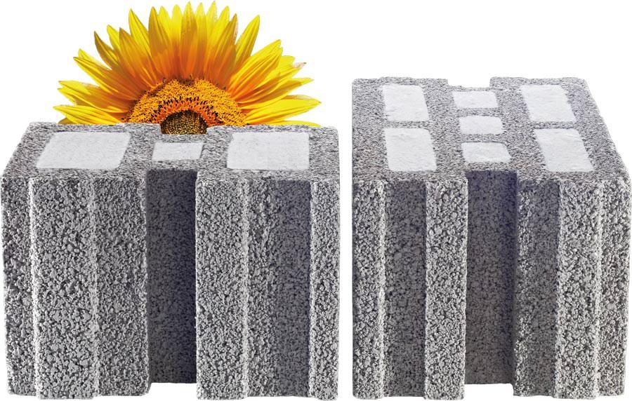 leichtbetonmauerwerk zum schutz vor hochfrequenter strahlung. Black Bedroom Furniture Sets. Home Design Ideas