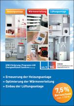 """VdZ-Info-Broschüre Nr. 15: """"KfW-Förderung: Programm 430 Energieeffizient Sanieren"""""""