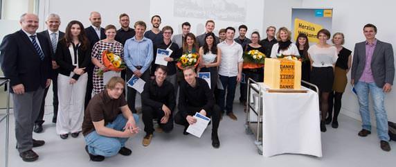Xella Studentenwettbewerbes: Im Herzen der Stadt - Stachus München