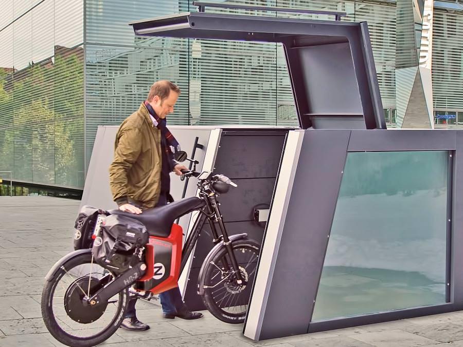 stromtankstellen im ffentlichen raum f r e bikes und pedelecs. Black Bedroom Furniture Sets. Home Design Ideas