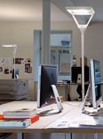 Bürostehleuchte Verto von Belux