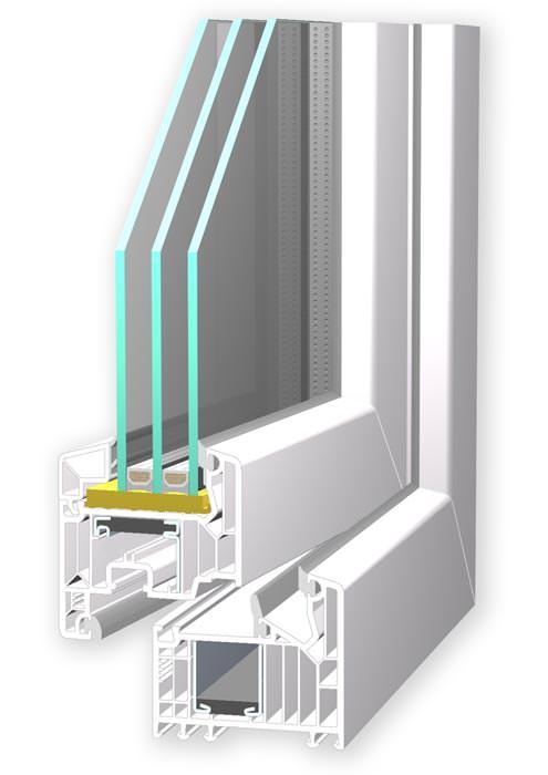 veka system softline 82 passiv passivhaustauglich nach ift richtlinie. Black Bedroom Furniture Sets. Home Design Ideas