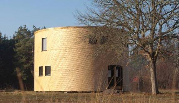BEEdomus - rundes Passivhaus