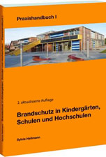 """Feuertrutz-Fachbuch: """"Brandschutz in Kindergärten, Schulen und Hochschulen"""""""