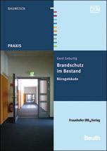 """""""Brandschutz im Bestand- Bürogebäude"""" - Fachbuch"""