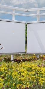 SkyGard: Durchdringungsfreies Geländersystem von Optigrün