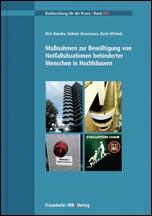 Fachbuch: Maßnahmen zur Bewältigung von Notfallsituationen behinderter Menschen in Hochhäusern
