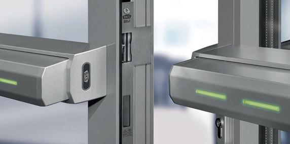 elektrisch verriegelte Touch Bar (EVT) mit Fluchttürsteuerung FTNT