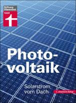 """test-Buch """"Photovoltaik - Solarstrom vom Dach"""""""
