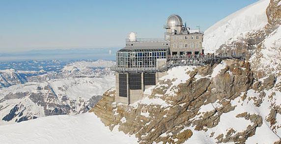 Schweizer Jungfraujoch