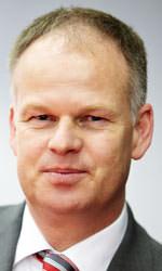 Volker Fitschen, Leiter des Wirtschaftsraumes Zentraleuropa der Roto-Division Fenster- und Türtechnologie