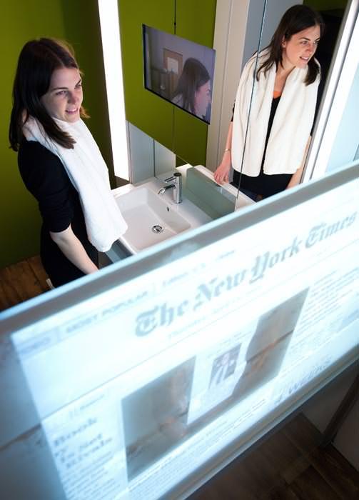 intelligentes test badezimmer von wirtschaftswissenschaftlern f r produktdesigner. Black Bedroom Furniture Sets. Home Design Ideas