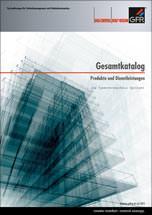 """GFR-Gesamtkatalog """"Systemlösungen für Gebäudemanagement und Gebäudeautomation"""""""
