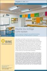"""BINE-Projektinfo """"Räume ins richtige Licht rücken"""" (09/2012)"""