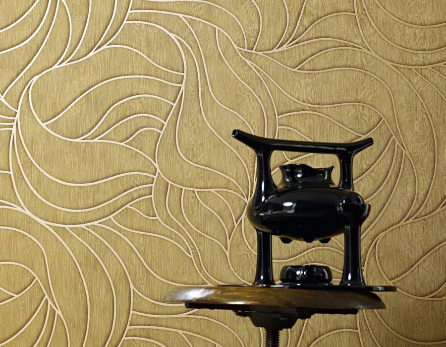 marburger tapetenfabrik pr gt visions von luigi colani. Black Bedroom Furniture Sets. Home Design Ideas