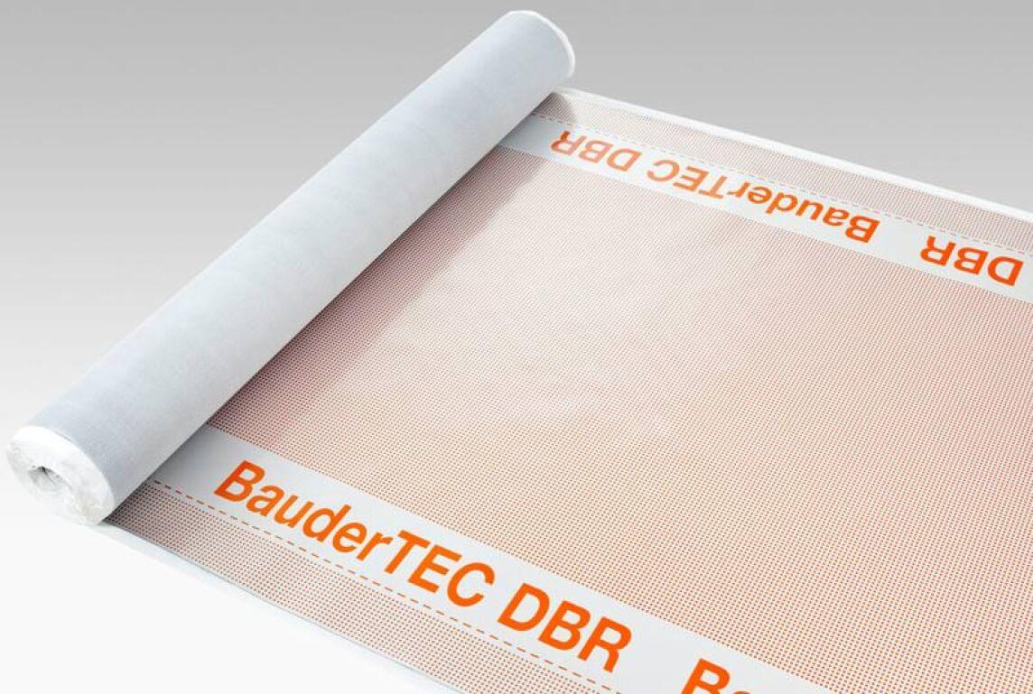 Dampfsperrbahn BauderTEC DBR