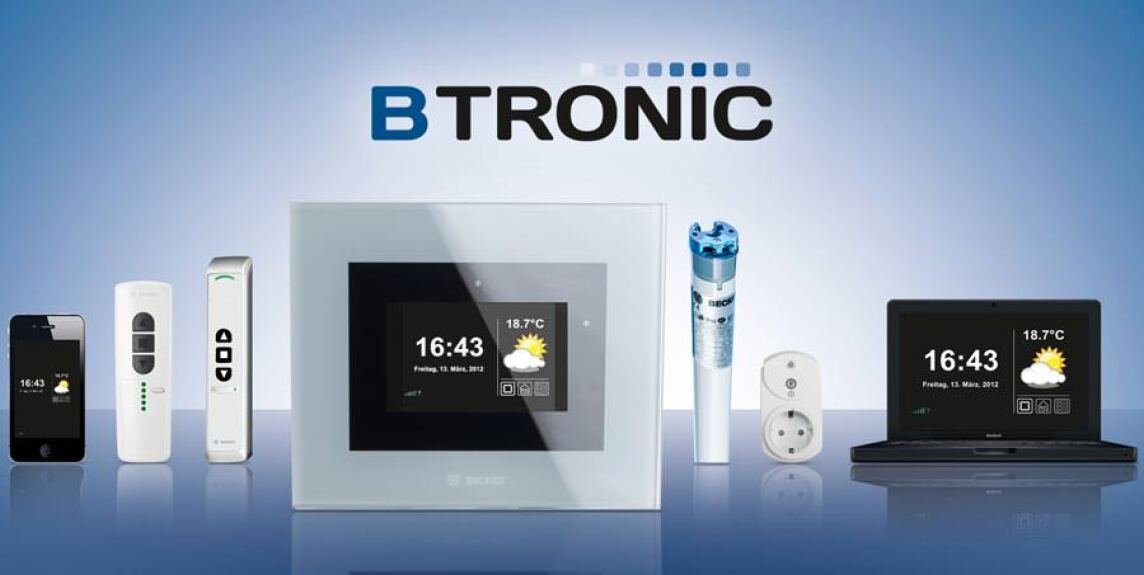 Funk-Hausautomatisierung B-Tronic