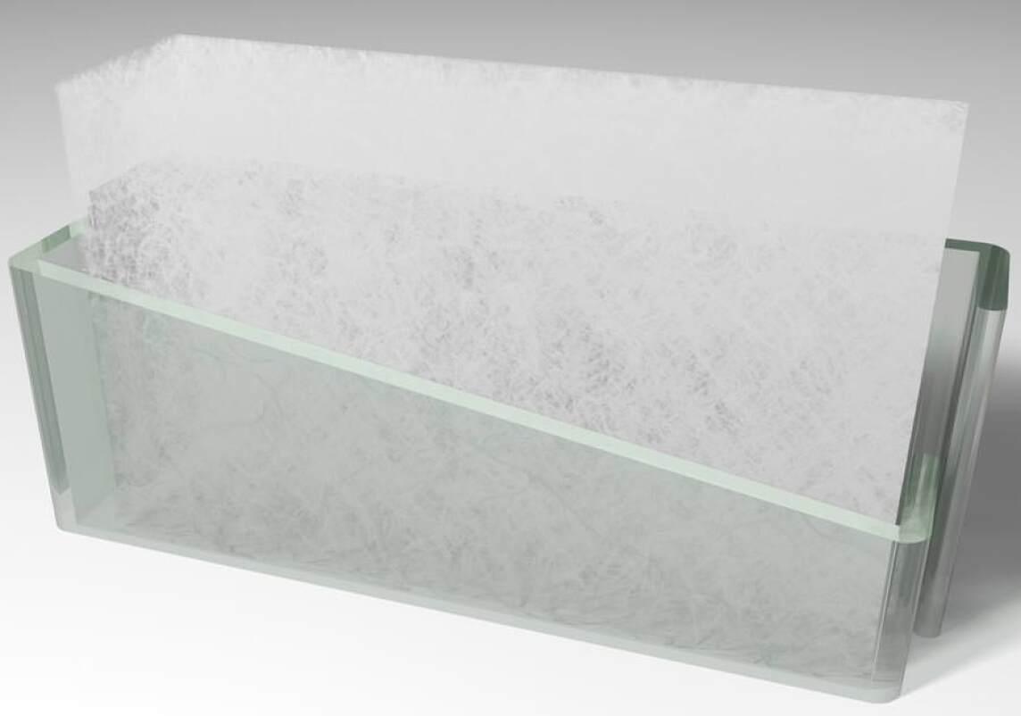 transluzente Wärmedämmeinlage TIMax GL