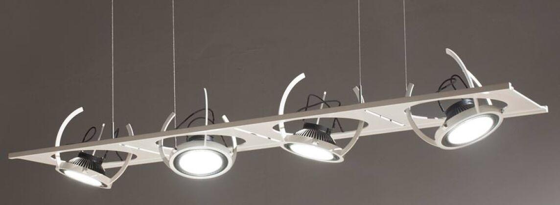 """Strahlersystem """"Modell 111"""" von Bernhard Osann"""