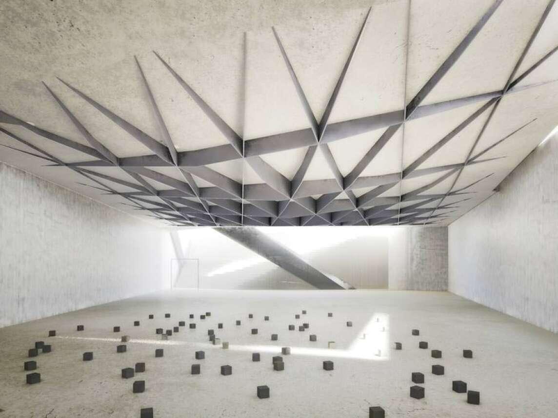 Ausstellungsraum am Drubbel in Münster