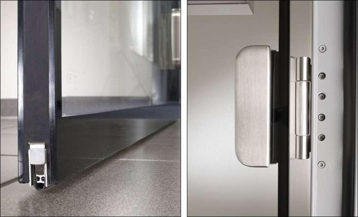 t30 ganzglas feuerschutzt r neu von teckentrup. Black Bedroom Furniture Sets. Home Design Ideas