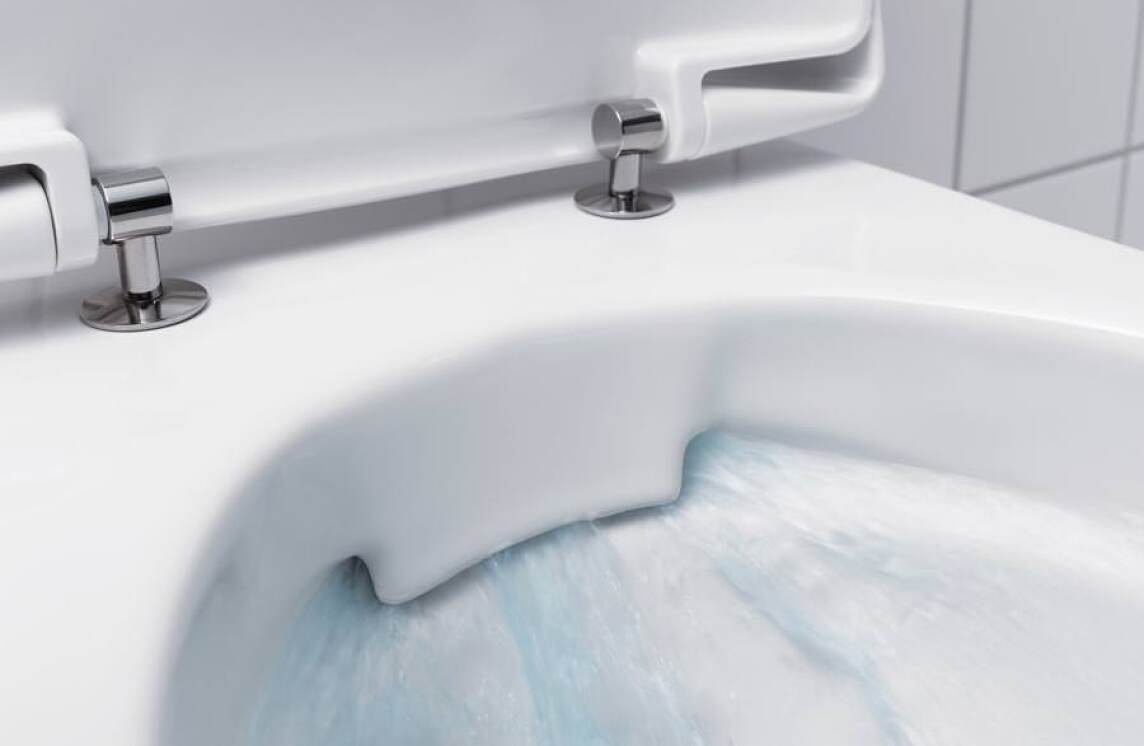 Rimfree- WC ohne Spühlrand