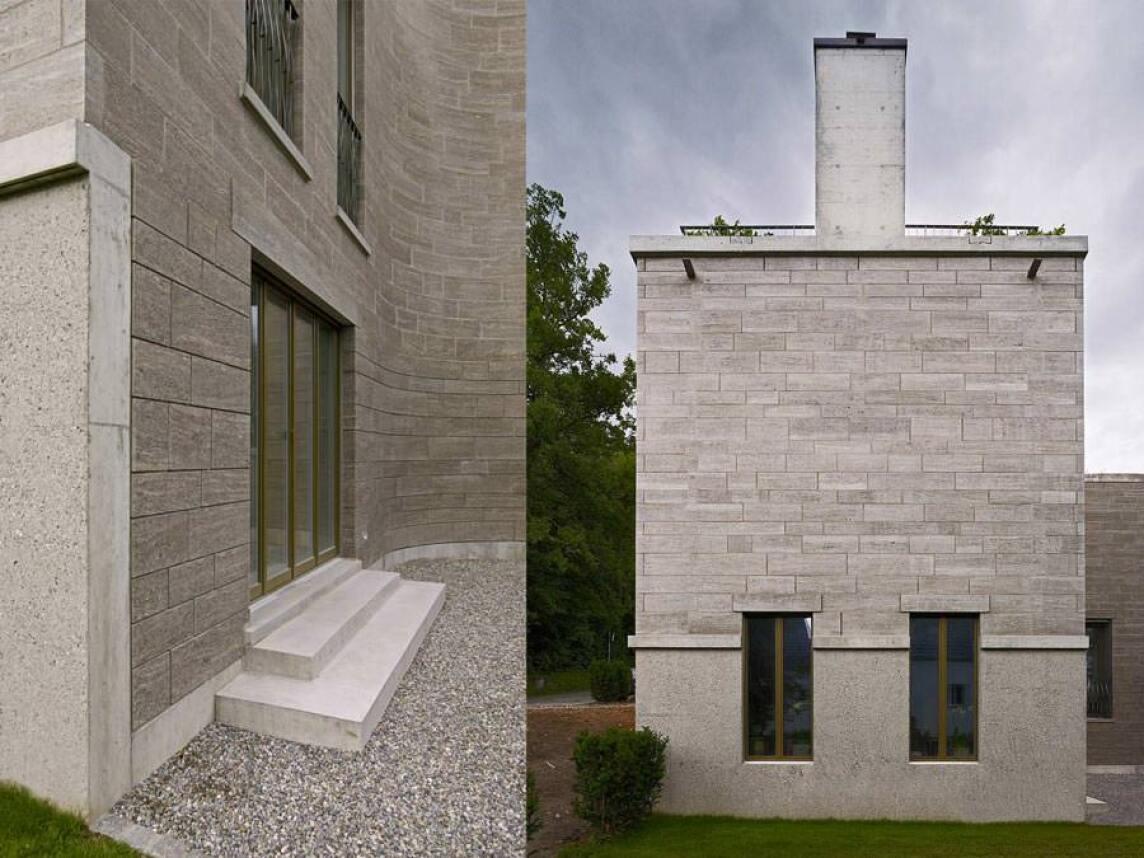 Wohnhaus in Küsnacht von Käferstein & Meister Architekten (Foto: Goswin Schwendinger)
