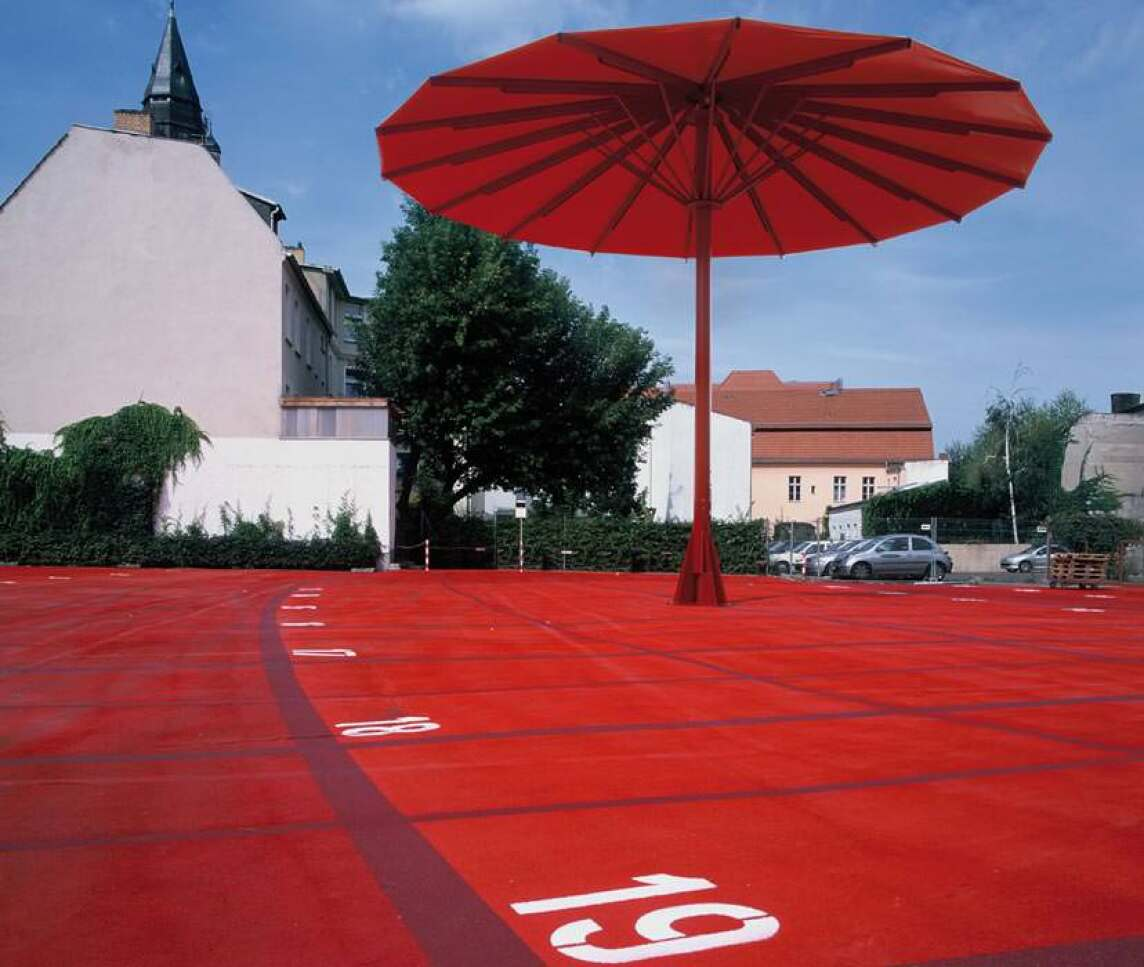 """""""Roter Platz"""" in Köpenick"""