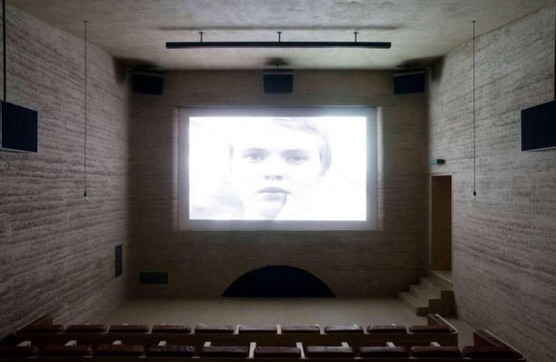 Kinosaal des Cinema Sil Plaz