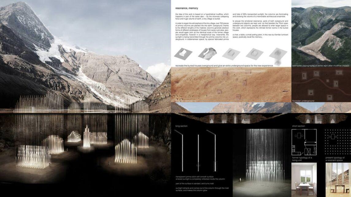 Velux Award 2012: Resonance, Memory