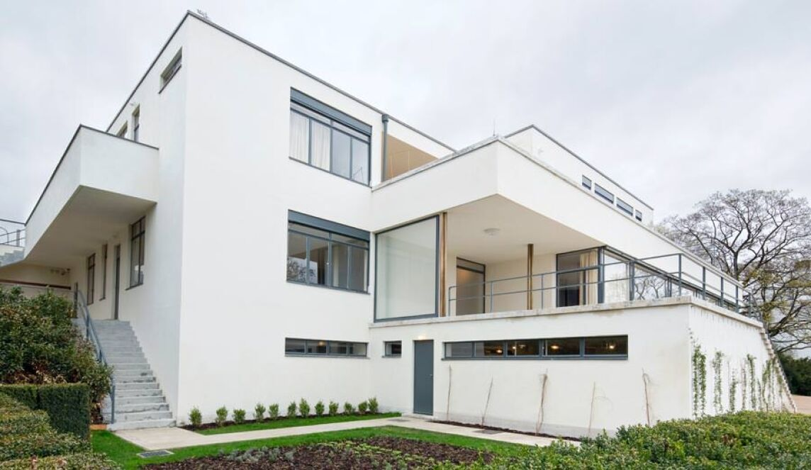 """""""Villa Tugendhat"""" von Mies van der Rohe"""