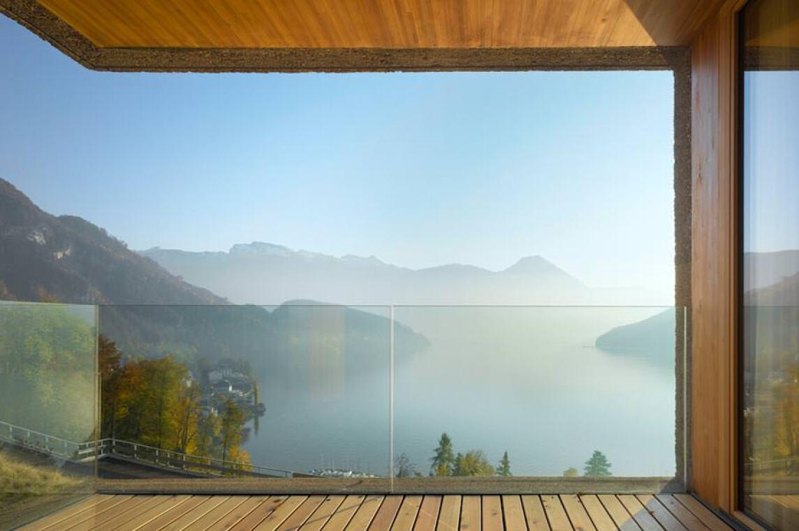 DETAIL Preis 2012: Ferienhaus Vitznau, Schweiz